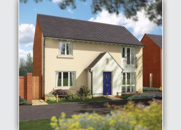 "Thumbnail 4 bed detached house for sale in ""The Eliot"" at Mayfield Way, Cranbrook, Exeter"