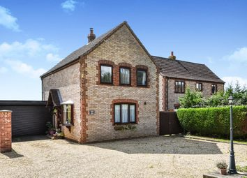 Thumbnail 2 bed detached house to rent in Feltwell Road, Southery, Downham Market
