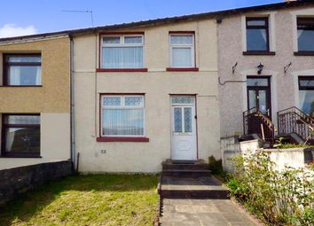 Thumbnail 3 bed terraced house for sale in Glamorgan Street, Mountain Ash