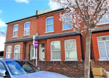 Thumbnail 3 bed terraced house for sale in Lefroy Road, Shepherd's Bush