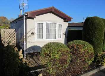 Thumbnail 1 bed mobile/park home for sale in Rickwood Park, Beare Green, Dorking, Surrey
