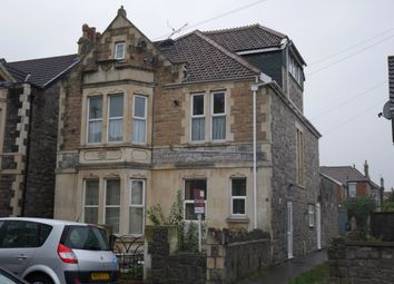 Thumbnail 1 bedroom flat to rent in Malvern Road, Weston-Super-Mare