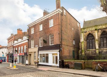 Thumbnail 1 bed flat to rent in Micklegate, York