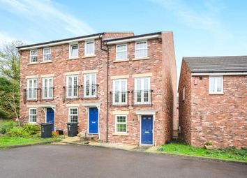 Thumbnail 3 bedroom end terrace house for sale in Ashleworth Road, Swindon