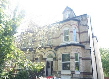 Thumbnail 2 bedroom flat to rent in Demesne Road, Whalley Range, Manchester