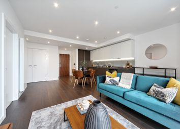 Thumbnail 1 bed flat to rent in 2, Fortunes Walk, London