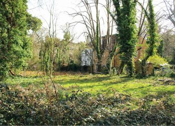 Thumbnail Land for sale in Hamlet Road, London