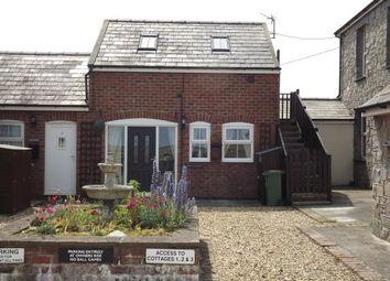 Thumbnail 1 bed end terrace house for sale in Parc Llanfair, Dinas Dinlle, Caernarfon, Gwynedd