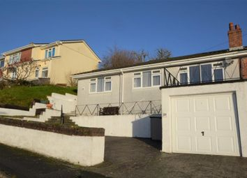 Thumbnail 2 bed semi-detached bungalow for sale in Meadow Way, Plymouth, Devon