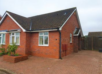 Thumbnail 2 bed bungalow for sale in Fordd Butler, Gowerton