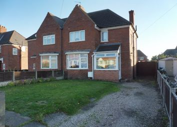 Thumbnail 3 bedroom semi-detached house for sale in Willett Road, West Bromwich