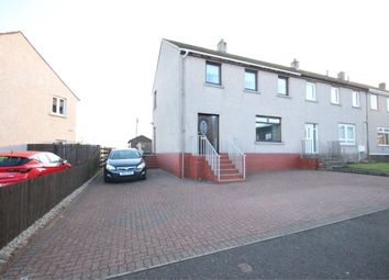 Thumbnail 3 bed end terrace house for sale in 129 Moss Side Road, Cowdenbeath, Fife