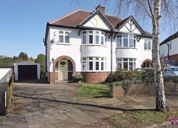 Thumbnail 3 bed semi-detached house for sale in The Grove, Hales Road, Cheltenham