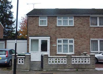 Thumbnail 3 bed end terrace house for sale in Brettenham Road, London