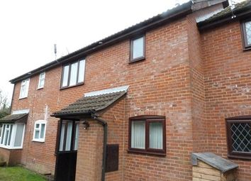 Thumbnail 1 bed terraced house to rent in Eleanor Court, Ludgershall, Hampshire