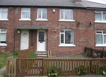 Thumbnail 3 bed town house to rent in Moorhouse Avenue, Wakefield