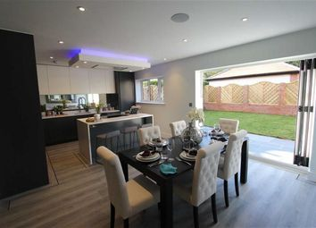 Thumbnail 4 bed detached house for sale in Halesowen Drive, Bedford