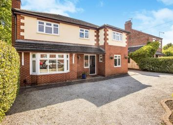 Thumbnail 4 bed detached house for sale in Slater Lane, Leyland, Lancashire
