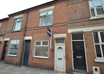 Thumbnail 2 bed terraced house for sale in Wordsworth Road, Knighton Fields, Leicester