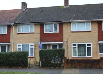 Thumbnail 3 bed terraced house to rent in Gossops Green Drive, Crawley