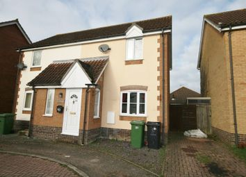 Thumbnail 2 bedroom property for sale in Yew Tree Road, Attleborough