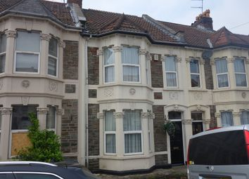 Thumbnail 3 bed terraced house for sale in Belle Vue Road, Easton, Bristol