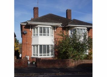 Thumbnail 3 bedroom semi-detached house for sale in Richmond Gardens, Highfield, Southampton