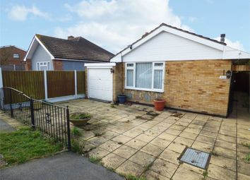 Thumbnail 2 bed detached bungalow for sale in Denham Road, Canvey Island, Essex