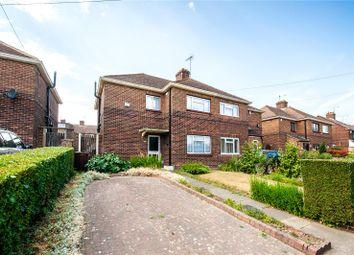 Thumbnail 3 bed semi-detached house for sale in Lanes Avenue, Northfleet, Kent