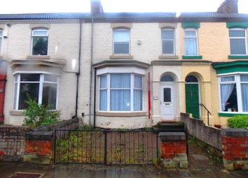 Thumbnail 4 bed terraced house for sale in Cambridge Road, Thornaby, Stockton-On-Tees, Durham