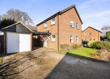 Thumbnail 4 bed detached house for sale in Hadrians Close, Witham