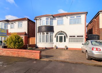Thumbnail 5 bed detached house for sale in Avonlea Road, Sale