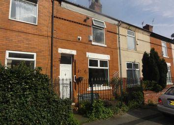 Thumbnail 2 bed terraced house for sale in Hornbeam Road, Levenshulme, Manchester