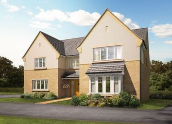 Thumbnail 5 bed detached house for sale in The Hollies, Gnosall, Stafford