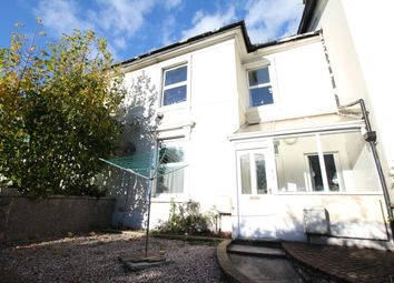 Thumbnail 2 bed maisonette for sale in Torquay Road, Newton Abbot