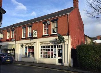Thumbnail Retail premises to let in 5 Oak Street, Llangollen, Denbighshire