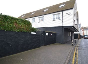 Thumbnail 2 bed flat for sale in Brownings Yard, Sea Street, Whitstable