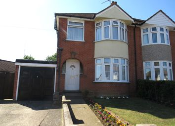 Thumbnail Semi-detached house for sale in Ashcroft Road, Ipswich