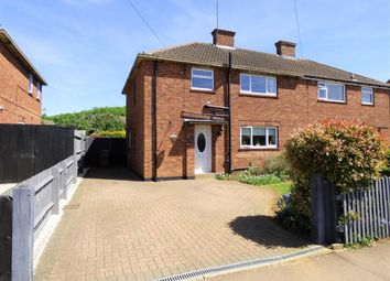Thumbnail 3 bed semi-detached house for sale in Adams Road, Woodford Halse, Northamptonshire