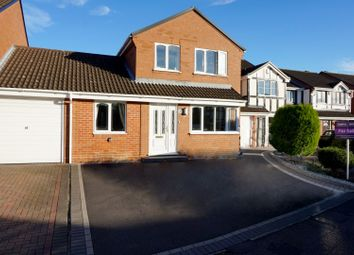 Thumbnail 3 bed link-detached house for sale in Arbor Close, Tamworth
