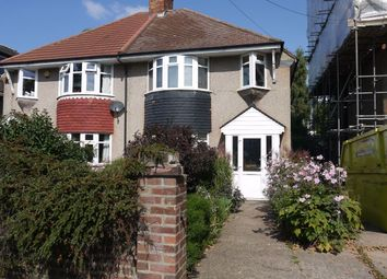 Thumbnail 3 bed semi-detached house for sale in Wricklemarsh Road, Blackheath