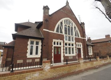 Thumbnail 2 bed flat to rent in Mills Court, 2-4 Southcoates Avenue, Hull