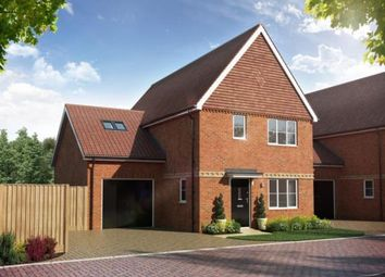 Thumbnail 4 bed detached house for sale in The Ridings, Upper Caldecote