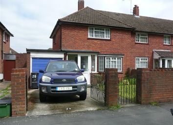 Thumbnail 2 bed end terrace house to rent in Fairchildes Avenue, New Addington, Croydon