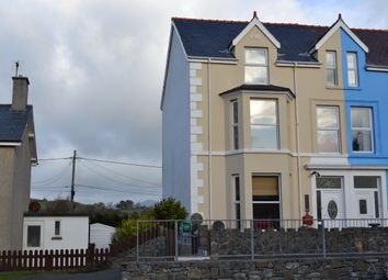 Thumbnail 5 bedroom semi-detached house for sale in 24 Ffordd Mela, Pwllheli
