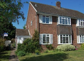 Thumbnail 2 bed maisonette for sale in Overstone Road, Harpenden, Hertfordshire
