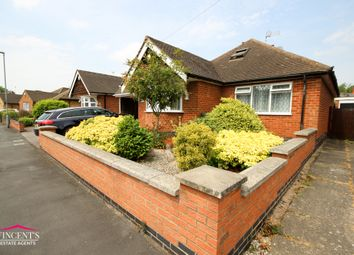 Thumbnail 3 bed bungalow for sale in Armson Avenue, Kirby Muxloe, Leicester