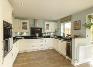 "Thumbnail 4 bedroom detached house for sale in ""Holden"" at Bearscroft Lane, London Road, Godmanchester, Huntingdon"