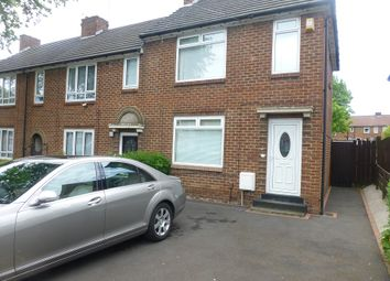 Thumbnail 2 bed end terrace house to rent in Two Ball Lonnen, Fenham, Newcastle Upon Tyne