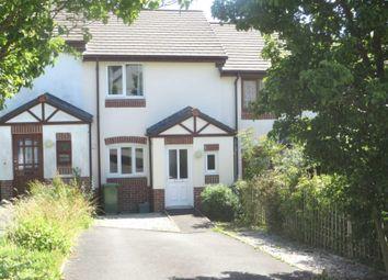 Thumbnail 2 bedroom terraced house to rent in Great Oak Meadow, Holsworthy